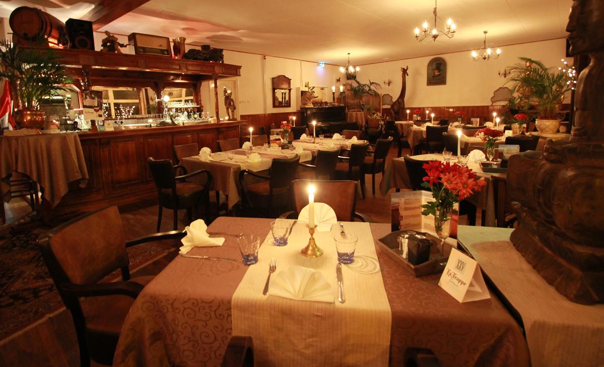 Restaurant de Gouden Zon in Sappemeer